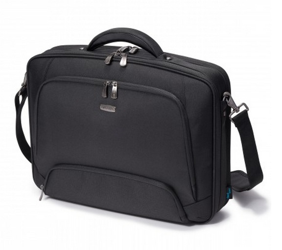 "Dicota D30849 14.1"" Briefcase Black notebook case"