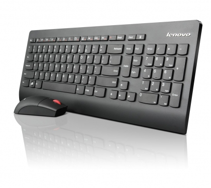 Lenovo Ultraslim Plus Wireless Keyboard and Mouse DE