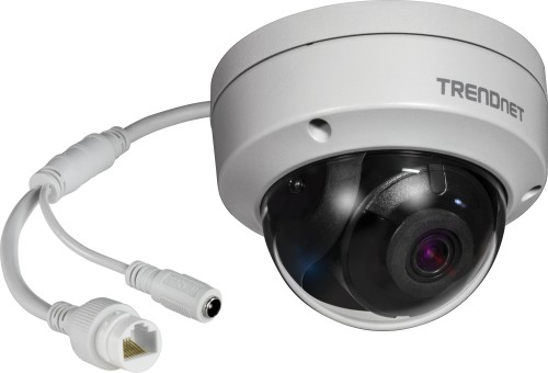 Trendnet TV-IP317PI security camera IP security camera Indoor & outdoor Dome Black,Silver 2944 x 1656 pixels
