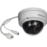 Trendnet TV-IP317PI surveillance camera IP security camera Indoor & outdoor Dome Black, Silver 2944 x 1656 pixels
