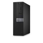 DELL OptiPlex 3040 3.2GHz i5-6500 SFF Negro PC