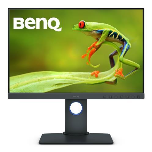 """Benq SW240 computer monitor 61.2 cm (24.1"""") 1920 x 1080 pixels Full HD LED Flat Grey"""