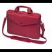 """Dicota Code Slim Case 15"""" 15"""" Briefcase Red"""