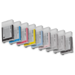 Epson C13T603700 (T6037) Ink cartridge bright black, 220ml