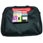 "Approx APPNBCP15BR 15.6"" Briefcase Black,Red notebook case"