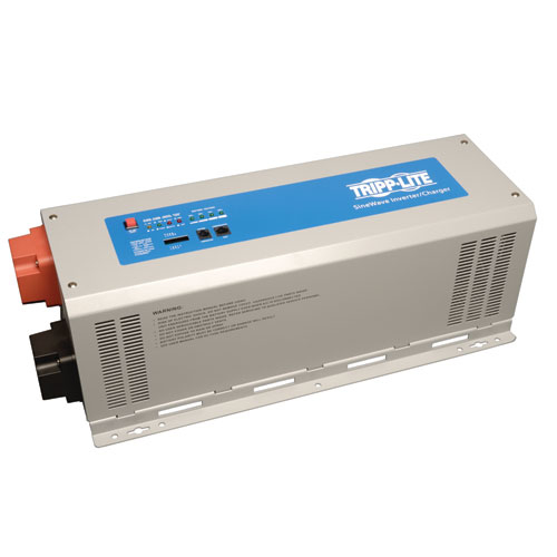 Tripp Lite PowerVerter APS INT 2000W 12VDC 230V Inverter/Charger with Pure Sine Wave Output, Hardwired