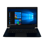 "Toshiba Portégé X30-E-1J7 Blue Notebook 33.8 cm (13.3"") 1920 x 1080 pixels Touchscreen 8th gen Intel® Core™ i7 16 GB DDR4-SDRAM 512 GB SSD Windows 10 Home"