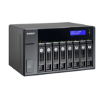 QNAP UX-800P/48TB-RED 8 Bay NAS