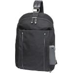 "Fabrique Miami notebook case 14"" Backpack case Black"