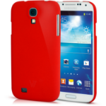 V7 Metro Anti-Slip Case for GALAXY S4 Red