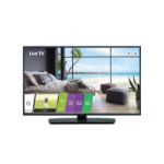 "LG 43UT570H0UA hospitality TV 43"" 4K Ultra HD 400 cd/m² Smart TV Black 5 W"