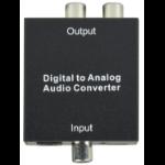 AV Link 128.510UK audio converter Black