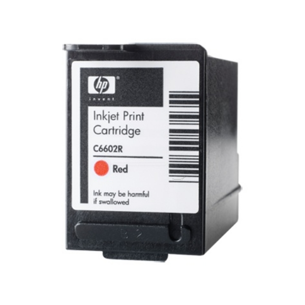 HP C6602R Printhead red, 18ml