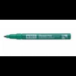 Pentel N50S marker 1 pc(s) Green Bullet tip
