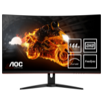 "AOC Gaming CQ32G1 LED display 81.3 cm (32"") 2560 x 1440 pixels Quad HD LCD Black"