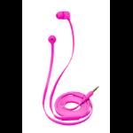 Trust Duga Auriculares Dentro de oído Rosa