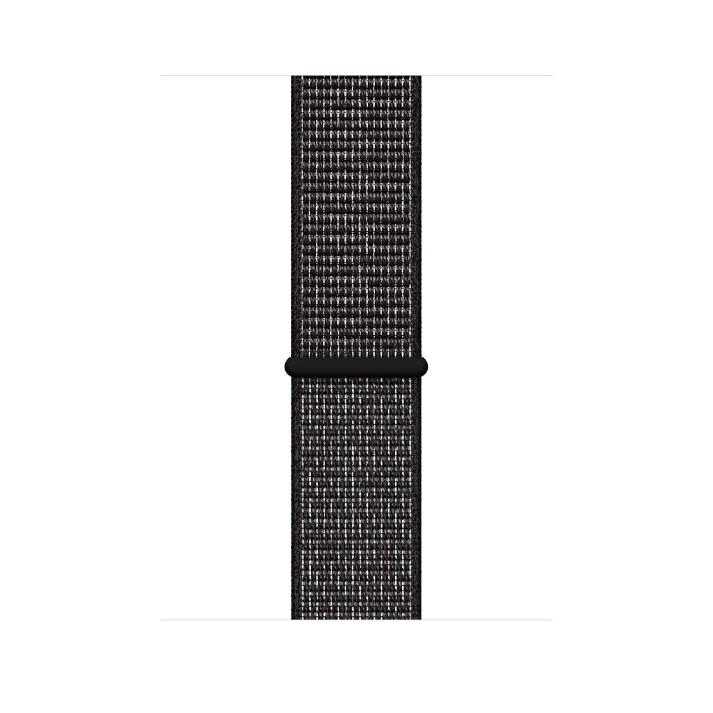 Apple MX812ZM/A accesorio de relojes inteligentes Grupo de rock Negro Nylon