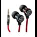 Cooler Master Resonar Binaural In-ear Black,Red