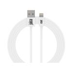 Juice JUI-CABLE-LIGHT-2M-RND-WHT lightning cable White
