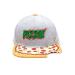 TEENAGE MUTANT NINJA TURTLES (TMNT) Pizza Bite Snapback Baseball Cap, Multi-colour (SB080602TMT)