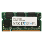 V7 V732001GBS geheugenmodule 1 GB DDR 400 MHz