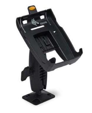 Zebra MNT-MPV-VHD21-01 holder Passive holder Portable printer Black