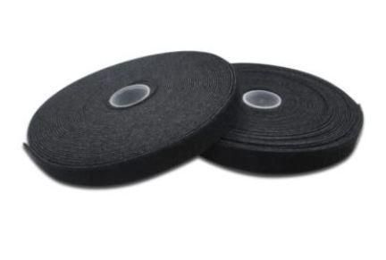 Microconnect CABLETAPE1-B hook/loop fastener Black