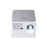 Acer B130i Beamer/Projektor 400 ANSI Lumen DLP WXGA (1280x800) Tragbarer Projektor Weiß