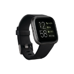 "Fitbit Versa 2 3.55 cm (1.4"") 40 mm AMOLED Black, Grey"