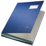 Leitz 57000035 folder Polypropylene (PP) Blue