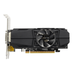 Gigabyte GeForce GTX 1050 Ti OC Low Profile 4G GeForce GTX 1050 Ti 4GB GDDR5 GV-N105TOC-4GL