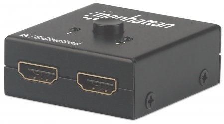 Manhattan 207850 video switch HDMI