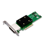 Broadcom HBA 9500-16e interface cards/adapter SAS