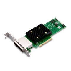 Broadcom HBA 9500-16e interface cards/adapter SAS