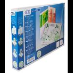 Elba 100080803 folder A3 Polypropylene (PP) Transparent