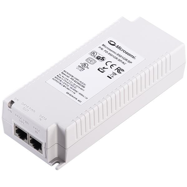 Microsemi PD-9501GR/SP Gigabit Ethernet 55V