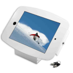 Maclocks Space White tablet security enclosure