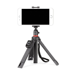 Joby TelePod Mobile tripod Smartphone/Action camera 3 leg(s) Black