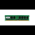 Crucial 1GB DDR2 UDIMM memory module 800 MHz