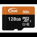 Team Group TUSDX128GUHS03 128GB MicroSDXC UHS-I Class 10 memory card