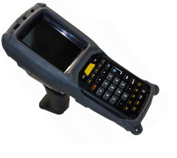 Zebra ST6083 accesorio para dispositivo de mano Funda Negro