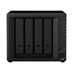 Synology DiskStation DS920+ NAS Desktop Ethernet LAN Black J4125 DS920+ + 4XST2000VN004