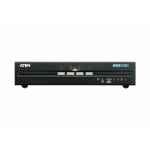 Aten CS1144DP KVM switch Rack mounting Black