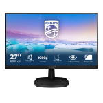 Philips V Line Full HD LCD monitor 273V7QDSB/00