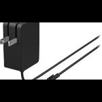 Microsoft KVG-00002 power adapter/inverter Innenraum 24 W Schwarz