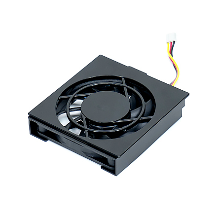 Synology FAN 60*60*10_2 computer cooling component 6 cm Black