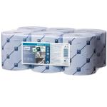 TORK FSC Reflex Wipe Paper Plus Blu Pk6
