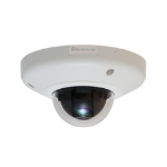LevelOne Fixed Dome Network Camera, 3-Megapixel, PoE 802.3af
