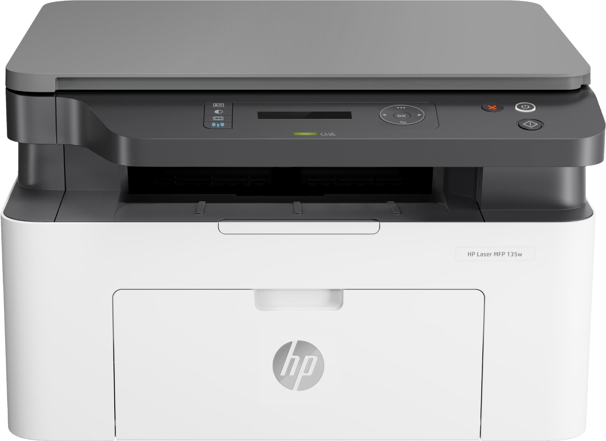 HP Laser 135w A4 1200 x 1200 DPI 20 ppm Wi-Fi