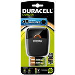 Duracell 45-min Fast Charger